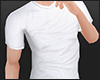 Basic White Shirt M