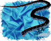 Blue Eyed Black Snake