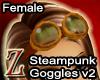 [Z]Steampunk Goggles v2