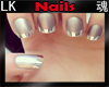 *LK* Nails Sonft Gold