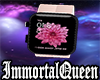 Pink Flower AppleWatch