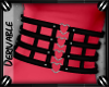 o: Heart Cage Belt F+