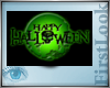 FLD Happy Halloween Sign