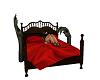 Halloween Evil Bed
