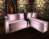 Pink Cottage Sofa