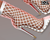 D. Kylie W. Mesh Heels!