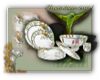 French dinner service 2