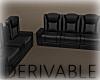 [Luv] Der. Couch Set
