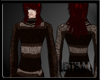 [LS] Knitted brown. vs1