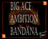 ~TNT~ Ambition Bandana