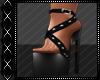 *Black Strap Heels