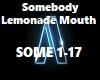 Somebody Lemonade Mouth