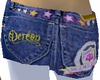 Dereon Denim Skirt