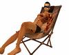 anime beach chair