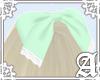 Little Lady Bow~ Mint