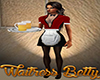 [M] Waitress Doll Betty