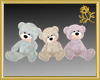 Country  Teddy Set
