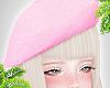 d. pink beret