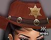 Krystal cowgirl hat !