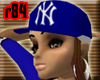 [r84] Blue NY Cap5 BrwnH