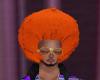 Orange Glow Fro