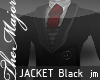 jm| M Jacket Black