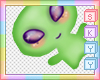 Kids Alien Plushie
