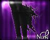 [Nish] Frankie Leg Fur