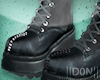 |D| Spike Boots F
