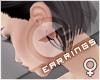 TP PITT - Earrings