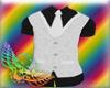 Stem White&Black Vest