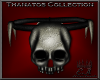Thanatos Skull Belt