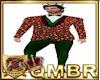 QMBR CandyMan Suit R-G