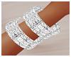 [S83] Diamond Bracelets