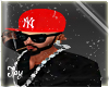 New Era NYC Red Hat