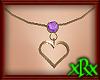 Heart Necklace June