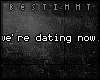 [b] Dating now