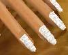 small hands diamond nail