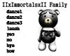 IIxIMMORTALSxII FAMILY