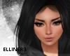 E.3 Black Wavy Hair