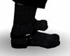 ~LG~ BLACK LAMB BOOTS