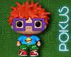 Chuckie Rugrats Funko