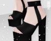 n  Daisy Platform Black