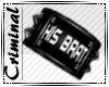 |F|His Brat Armband (R