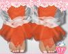 🦊 Foxy Tutu Feet