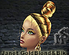 Janet GoldBlond&Blk Hair