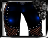 GOTHIC PVC BLUE BIKER VI