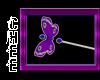 *Chee:Purple Butterfly W