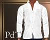 PdT Wht Shirt Pockets M