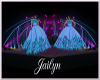 [JD]Blue Feather Wedding